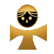 Лого на Държавен куклен театър Търговище